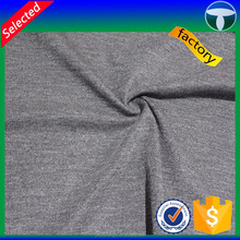 Plain Interlock polyester fabric for sports jersey