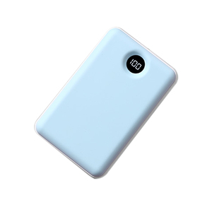 Big Capacity Card Powerbank Type C Charger 510 Thread Battery
