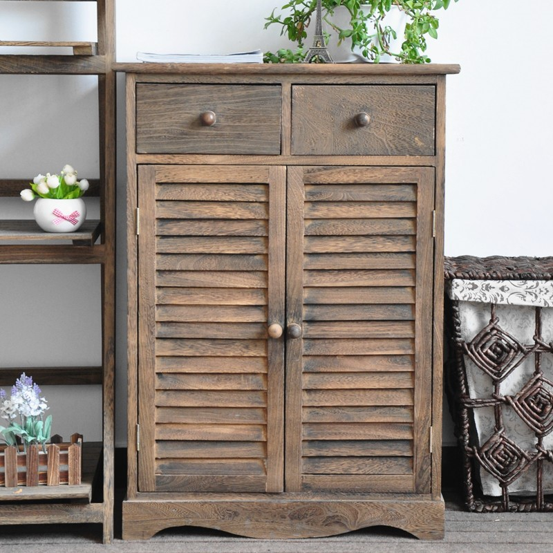 antique durable solid wooden shoe cabinet - Antique Durable Solid Wooden Shoe Cabinet - Buy Modern Shoe Cabinet
