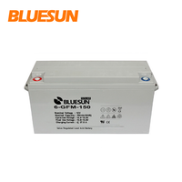 solar battery Rechargeable deep cycle UPS VRLA GEL and AGM 12v 250ah 150ah 200ah 1000ah for commerce