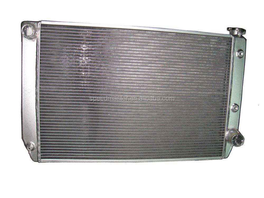 Universal Dual Row Aluminum Auto Radiator 18