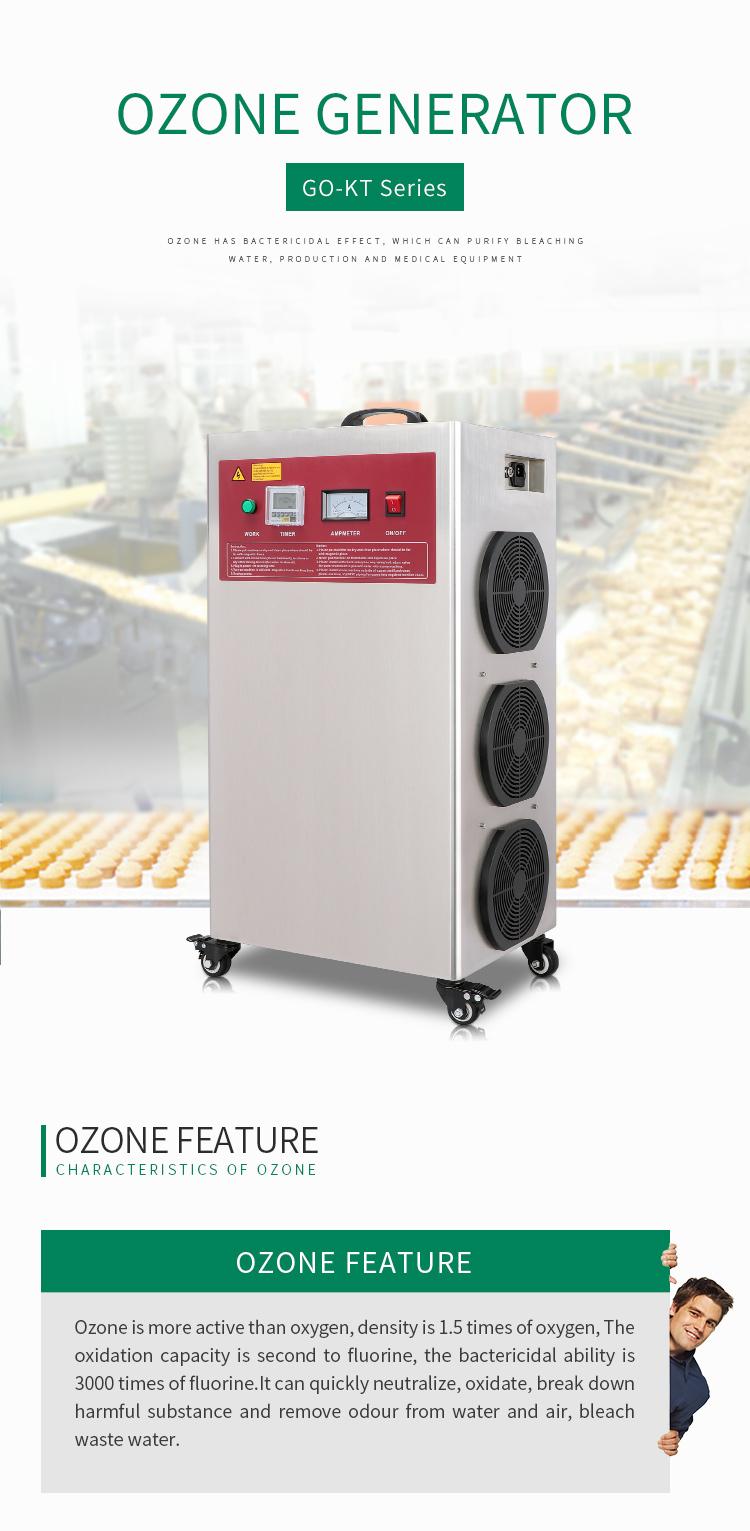 Water sterilisator 10g 15g 20g aquarium ozon generator voor aquarium