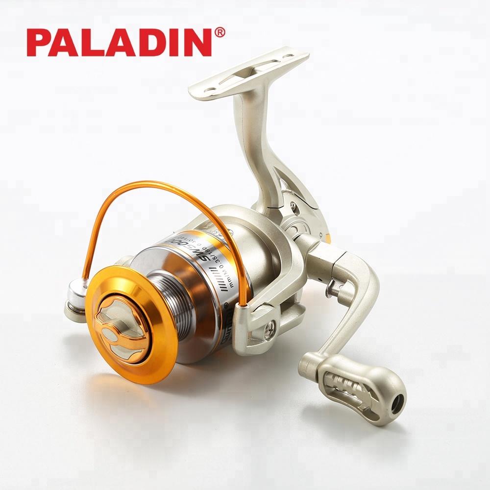 Paladin 12BB 2000--7000 Size Full Metal Body Spinning Fishing Reel, Customized