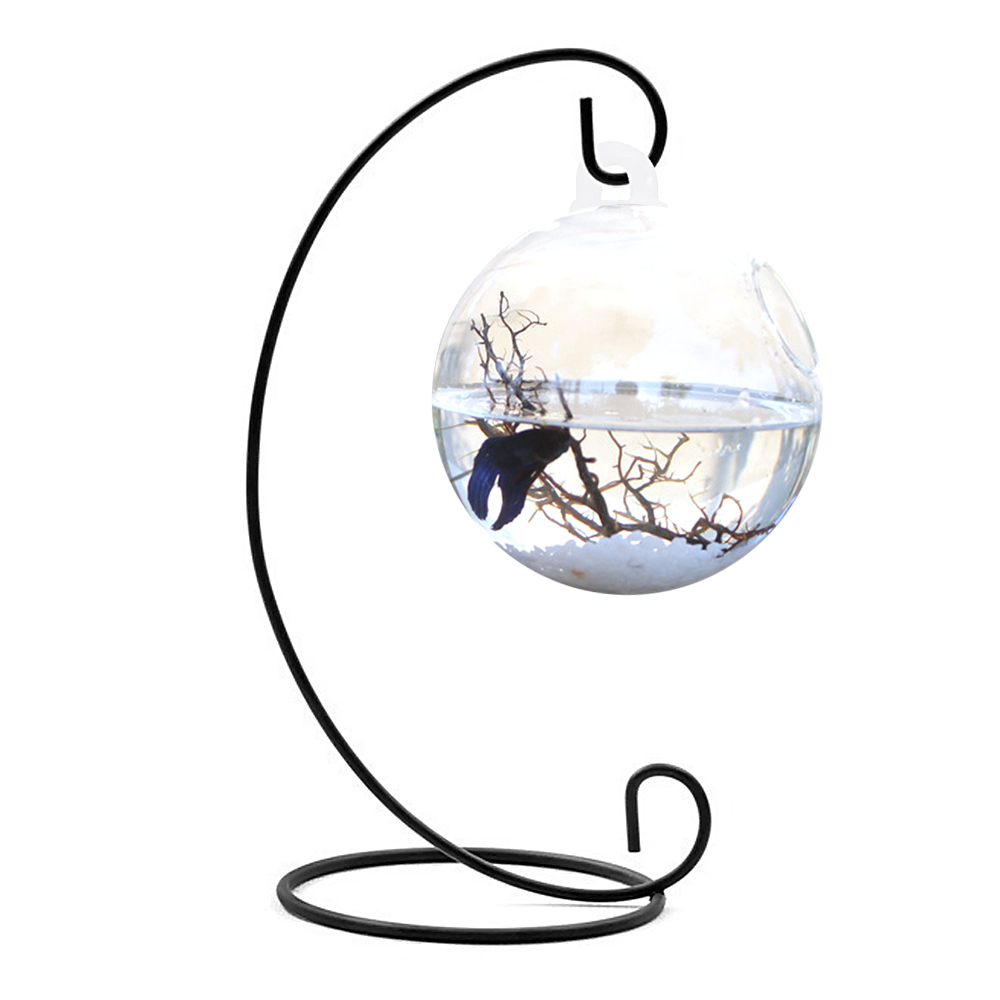 online kaufen gro handel runde glas aquarium aus china runde glas aquarium gro h ndler. Black Bedroom Furniture Sets. Home Design Ideas