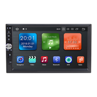 7 ''2Din Android8.1 Universel Voiture Audio Radio GPS avec 2 GRAMMES 16G ROM OBD DAB TPMS WIFI 3G etc WN7092S