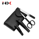 Manufacturer Direct Professional 4pcs Deluxe Manicure Set with Nail Clippers for Men and Women