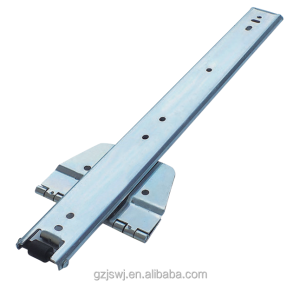 Hinge electrical drawer slide