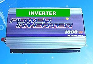 GOWE 1kw /1000w grid tie inverter input DC22v-60v output.AC 90V-140V,190V-260V