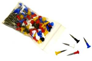 Lot of 100 Blow Gun Spike Darts Blow Dart Gun Spike Darts