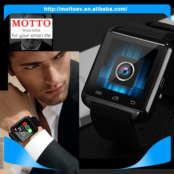 2016 New Smartwatch Bluetooth Smart watch for Apple iPhone & Android Phone