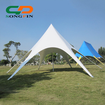 high quality single top star tent aluminum frame single star gazebo temtstar shaped & High Quality Single Top Star TentAluminum Frame Single Star ...