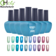wholesale beauty colors uv gel nail products for nail painting