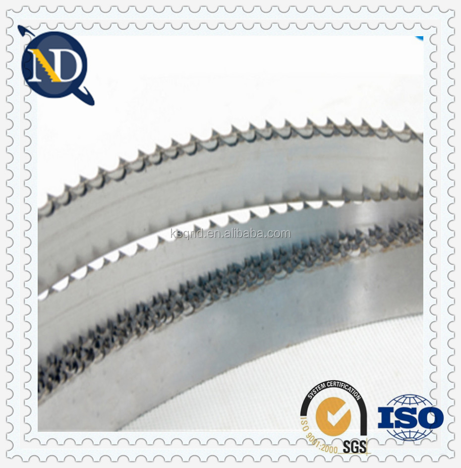 Home & Garden bi-metal Band Saw Blade For Metal Cutting