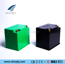 Headway lifepo4 lithium ion battery pack 12V 30Ah for auto start