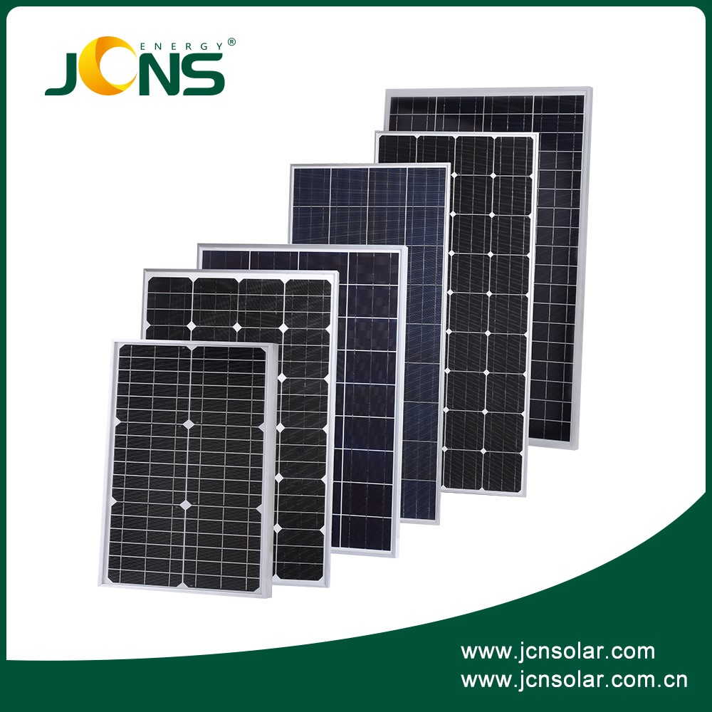 JCNS high quality 320 watt mono solar panel