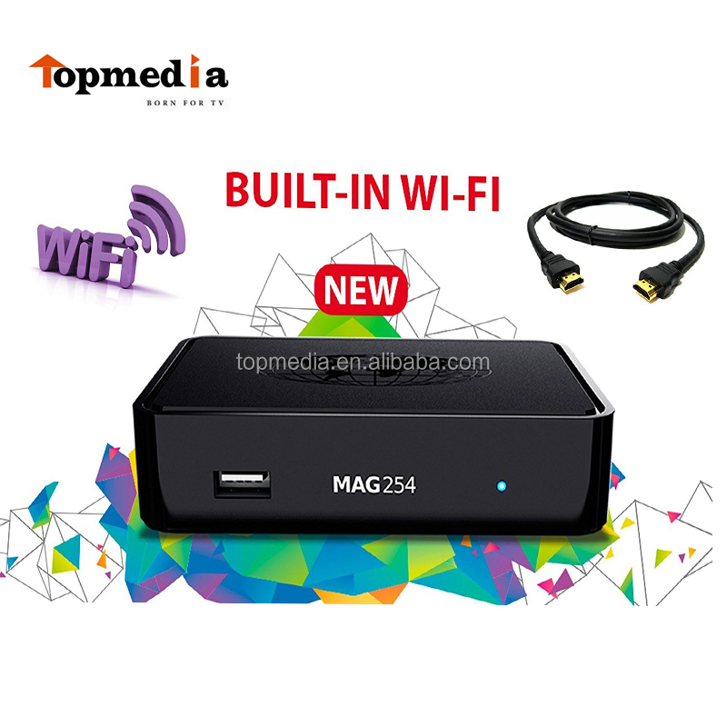 Informir mag254w1 IPTV OTTO <strong>set</strong> <strong>top</strong> <strong>box</strong> internet TV <strong>STB</strong> 150Mbps Built in wifi