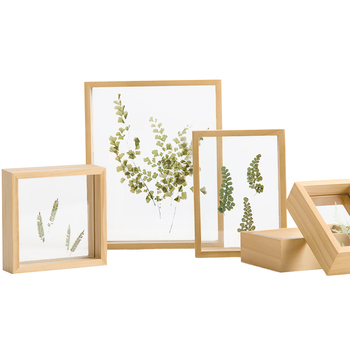 Whole Floating Frame For Picture Poster Wood