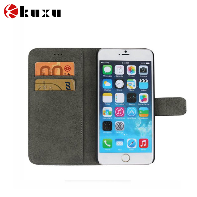 For iphone 6 case leather wallet , wallet leather phone case for iphone 6plus,accessories for iphone 6