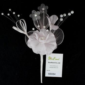 Silk flowers acrylic daisy flowers pearls favor picks almond holders silk flowers acrylic daisy flowers pearls favor picks almond holders matching leaves wedding arrangements bomboniere mightylinksfo