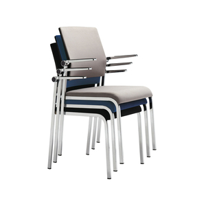 office meeting stackable conference room training waiting chair