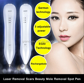 White Laser Removal Scars Beauty Mole Removal Spot Pen - Buy Co2 Laser,Spot  Removal Pen,Freckle Removal Pen Product on Alibaba com