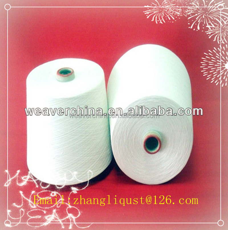 ring spun polyester yarn prices