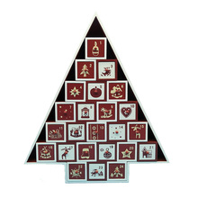 New Import Tree Wooden Christmas Ornaments To Paint