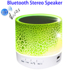 2016 Christmas Gift A9 Protable Stereo Bluetooth Speaker with LED Light Support Hands-free
