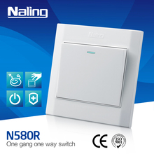 electric wall switch 1 g 1 w