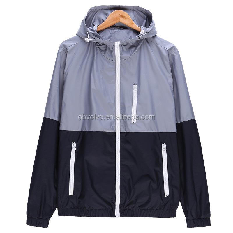 Cheap Plain Windbreaker Active Sportswear Sports Jacket - Buy ...