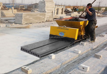 hollow core slab machine TW120X600X2 Precast