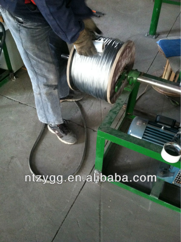 Galvanized Steel Wrie Rope, Ungalvanized Steel Wire Rope,Manufacturers