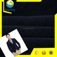 100% polyester material warp knitting winter coat corduroy fabric