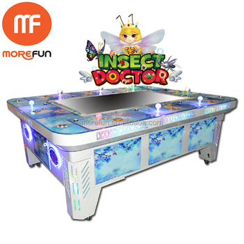 Insect Doctor 3d Good Fun Worm Fish Hunter Arcade Games Machine - Buy Fish  Hunter Arcade Games,Machine Fish Hunter Games,Good Fish Games Product on