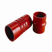 3 Ply Convoluted Charge Air Cooler Silicone Hose