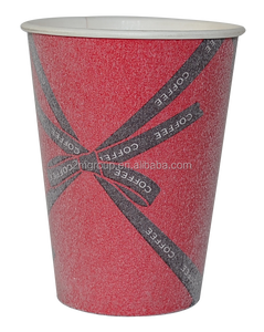 450ml red printing Foam Cup