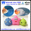Soft rubber animal squirter sea fish squirting bath toy