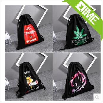 Alibaba Dubai Shop Advertising Drawstring Shopping Trolley Bag ...