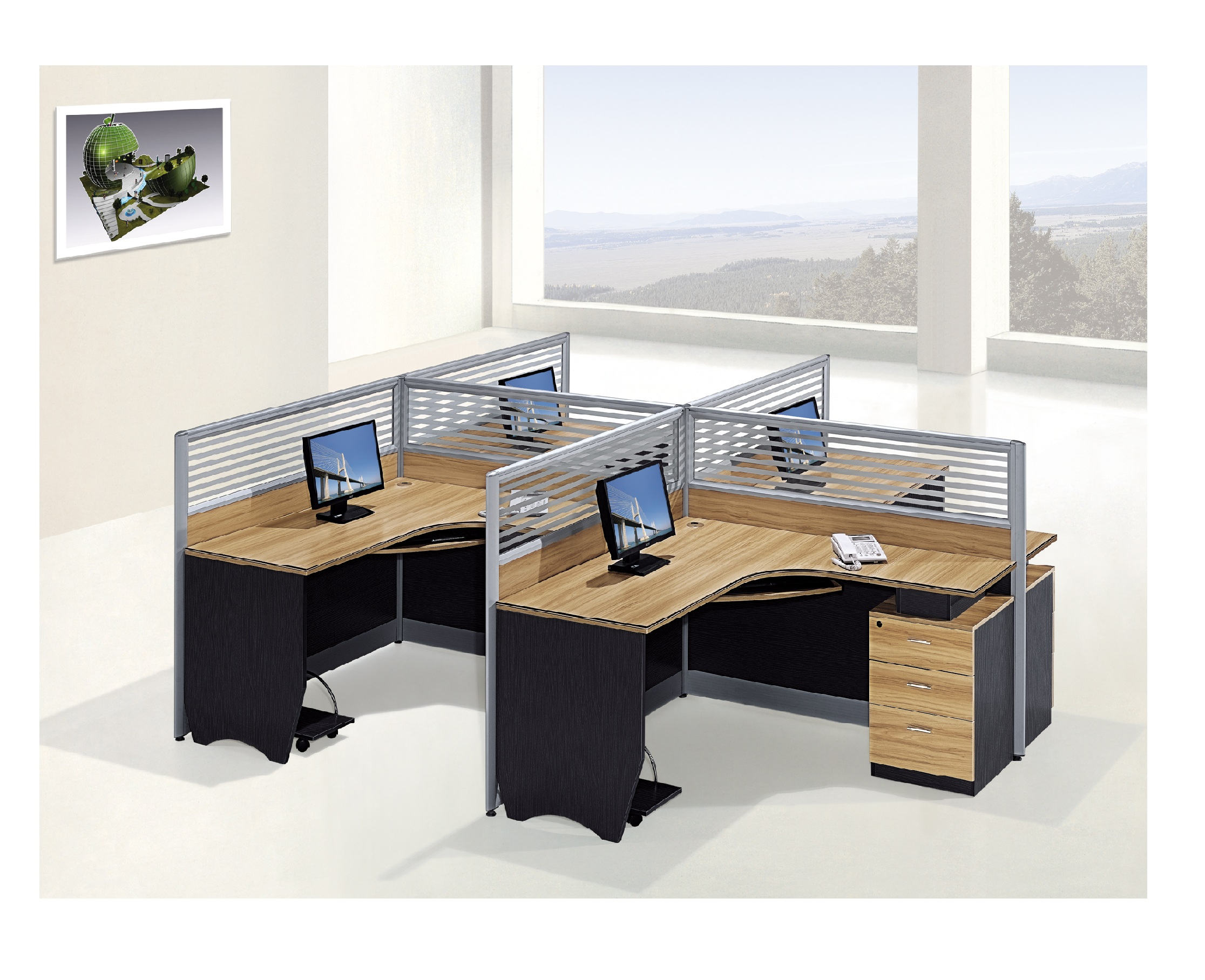 Office Desk Parion Gl Parions