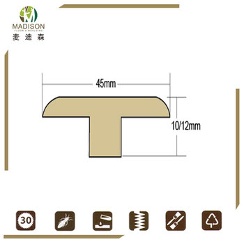 Extra Wide Rubber T Molding Track