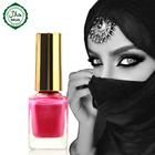 Private Label Natural Nail Polish Wholesale Organic Halal Water Based Nail Polish