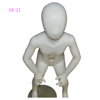 cheap fashion kid mannequin for clothes display