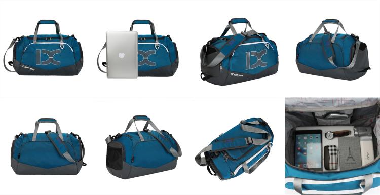 wholesale world traveling sales sports black gym duffle backpack fashion mens travel bag