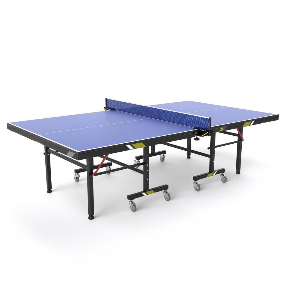 2018The cheapest indoor modern ping pong table