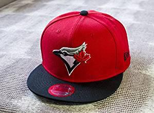 best service 765fc 1f18f Get Quotations · Fashion Adjustable Toronto Blue Jays Snapback Cap Hat Cap  For Men Baseball Cap