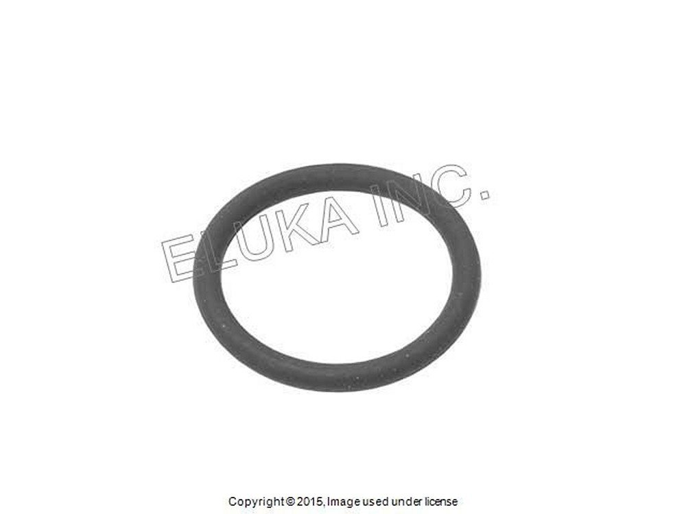 BMW Genuine Secondary Air Injection Pipe O-Ring - Pipe To Engine 740i 740iL 740iLP 540i 540iP M5 ALPINA V8 Z8 X5 4.4i X5 4.6is 545i 645Ci 645Ci 745i 745Li ALPINA B7 ALPINA B7X ALPINA B7L ALPINA B7LX ALPINA B6X