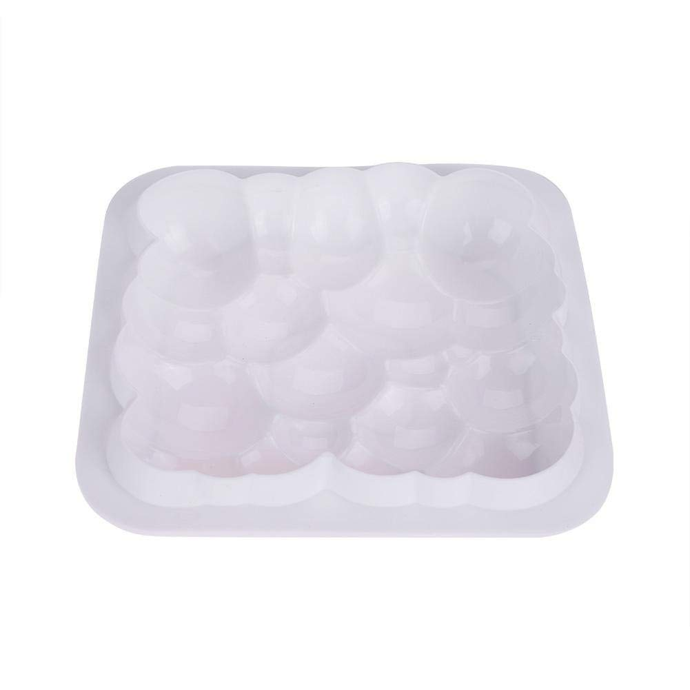 Sky Shape Silicone Mould for Baking Cake Chocolate Ice Cream Kitchen Tool Mixed Patterns Soap Making Supplies