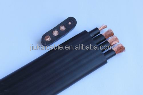 Copper Conductor Flat Electrical Cable