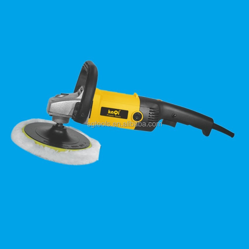 180mm electric car polisher with short delivery time