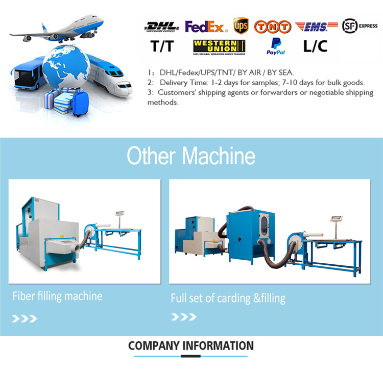 2019 high quality New Condition single phase Low discount automatic plush soft toy pillow filling machine with CE certification